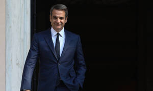 PM Mitsotakis to brief party leaders on his visit to the US
