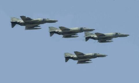 Νέες προκλήσεις: Πτήση τουρκικών F-16 πάνω από την ακριτική Ρω