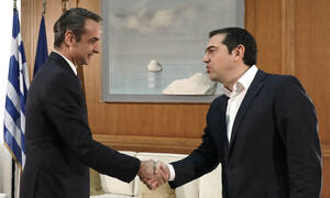 SYRIZA leader Tsipras expresses concern over developments