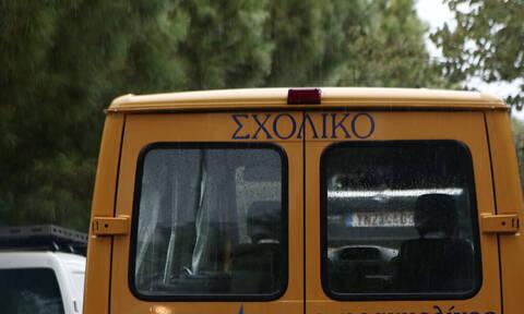 Παλλήνη: Αυτή είναι η ποινή για τον οδηγό και τους συνοδούς που ξέχασαν 3χρονο σε σχολικό