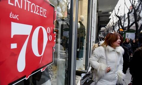 Χειμερινές εκπτώσεις: Πότε αρχίζουν - Ποια Κυριακή θα είναι ανοιχτά τα καταστήματα