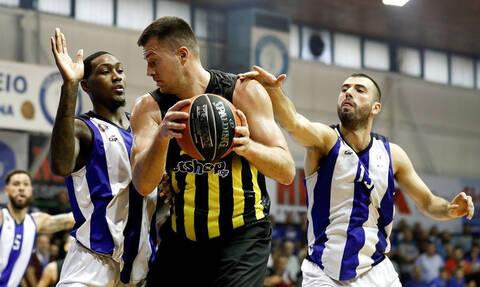 ΕΚΟ Basket League: Συνεχίζουν τον αγώνα Άρης-ΠΑΟΚ