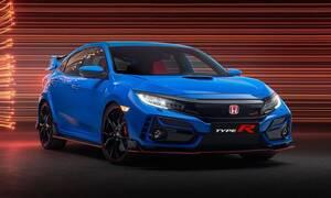 Μικρή ανανέωση για το Honda Civic Type R