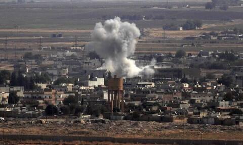 Συρία: Δεκαοχτώ νεκροί από αεροπορικές επιδρομές
