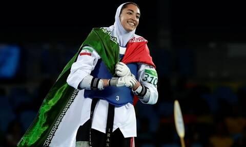 Ιράν: Η μοναδική γυναίκα Ολυμπιονίκης εγκατέλειψε τη χώρα