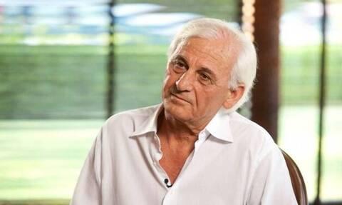 Κηδεία Θεόδωρου Νιτσιάκου: Το τελευταίο «αντίο» στον επιχειρηματία