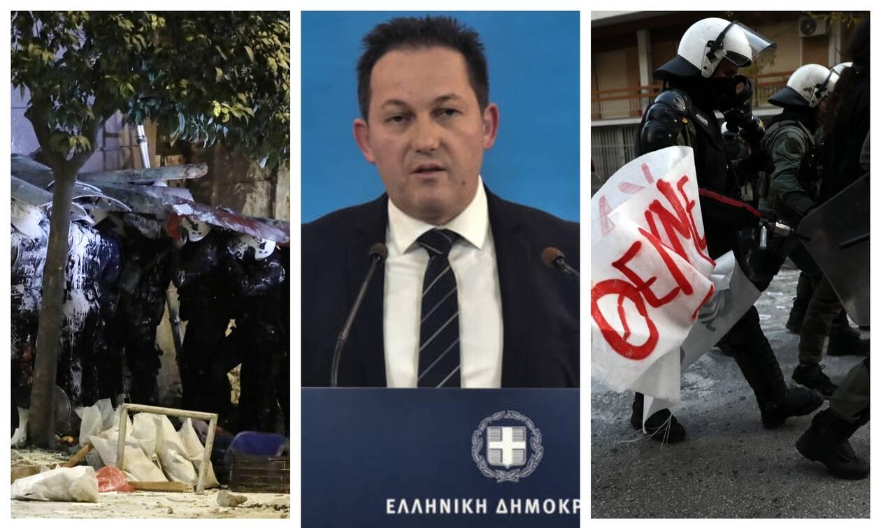 Πέτσας για επιχειρήσεις της ΕΛ.ΑΣ στο Κουκάκι: Μάθημα δημοκρατίας οι εικόνες που παρακολουθήσαμε
