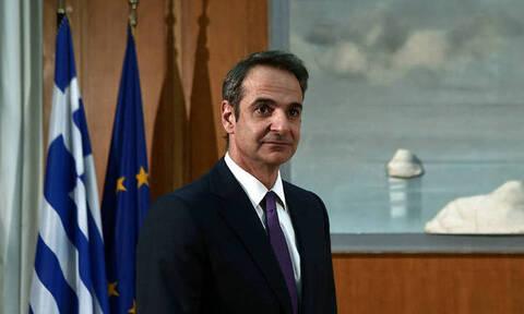 Μητσοτάκης: Ολοκληρώνεται την Δευτέρα ο κύκλος συναντήσεων με τους πολιτικούς αρχηγούς