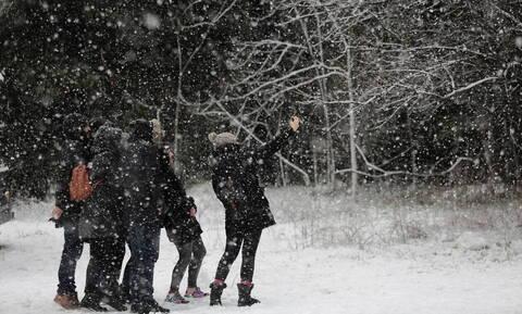 Προειδοποίηση: Έρχεται νέος χιονιάς - Κύμα πολικού ψύχους στην Αττική