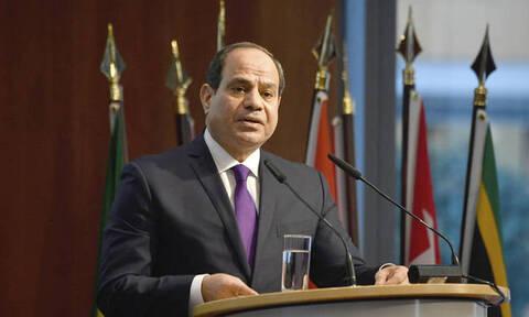 Στο Κάιρο ο πρόεδρος του Ευρωπαϊκού Συμβουλίου – Τι συζήτησε με τον αλ Σίσι για τη Λιβύη