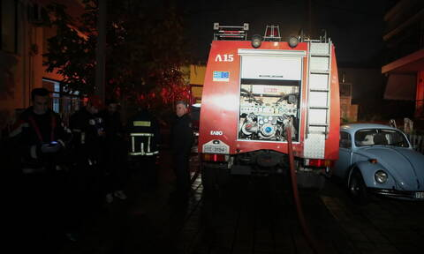 Ίλιον: Συναγερμός στην Πυροσβεστική από πυρκαγιά σε ορφανοτροφείο