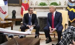 Σενάρια «πολέμου» στη συνάντηση Μητσοτάκη-Τραμπ: Τι συζήτησαν