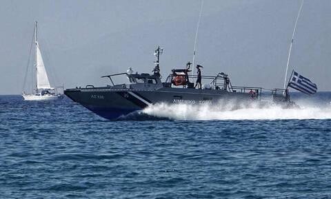 В Греции затонула лодка с мигрантами, погибли по меньшей мере 12 человек