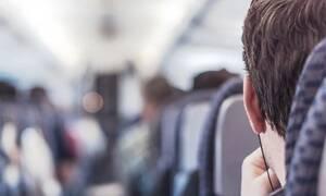 Τρόμος σε πτήση: Επιβάτης όρμησε στο πιλοτήριο - Δείτε τι ακολούθησε (pics)