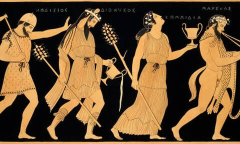 Ξέρεις με ποιον τρόπο έπλεναν τα ρούχα τους στην αρχαία Ελλάδα;