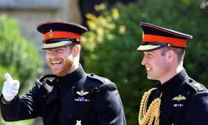Κοινή ανακοίνωση Γούλιαμ και Χάρι λίγο πριν από τη συνάντηση με τη Βασίλισσα - Τι αναφέρει