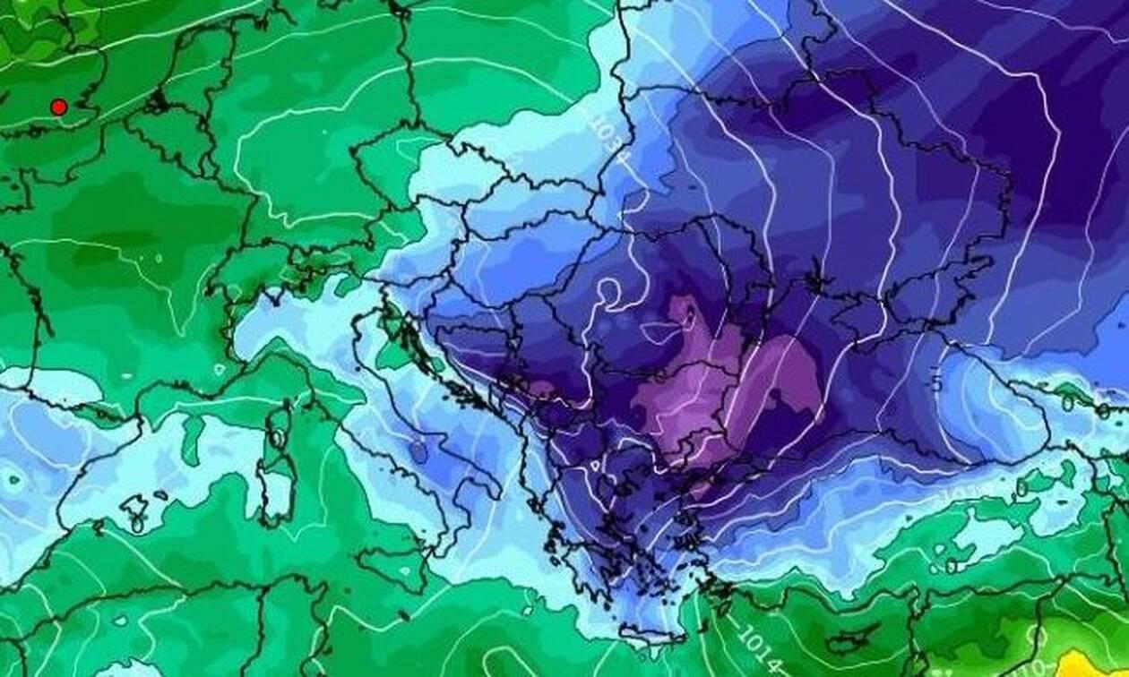 Καιρός: Διατηρείται η τάση για... ψυχρό τρίτο δεκαήμερο Γενάρη! Τι δείχνουν τα προγνωστικά μοντέλα
