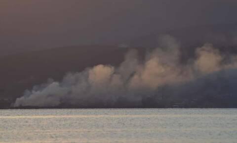 Συναγερμός για μεγάλη φωτιά στους Μύλους Αργολίδας (pics)