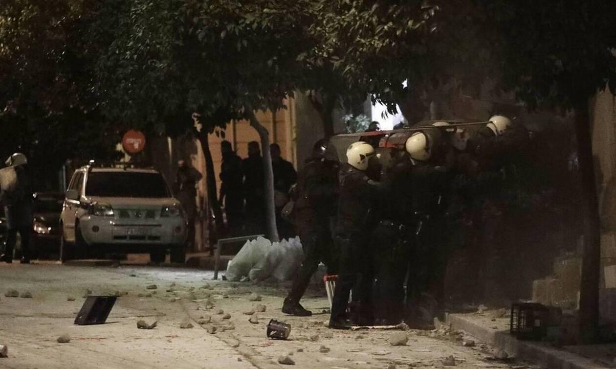 Νέο βίντεο από τον «πόλεμο» στο Κουκάκι