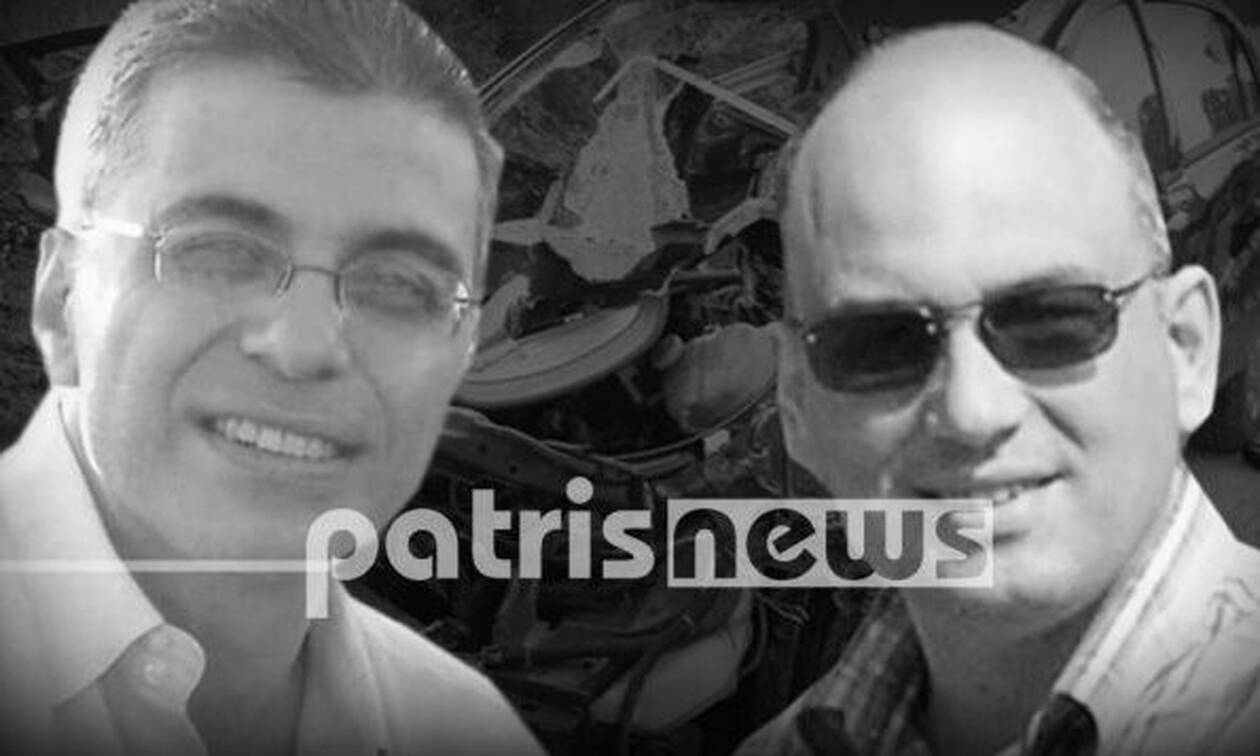 Θρήνος: Αυτοί είναι οι δύο καθηγητές που σκοτώθηκαν στην Εθνική οδό - Εικόνες - ΣΟΚ από το τροχαίο