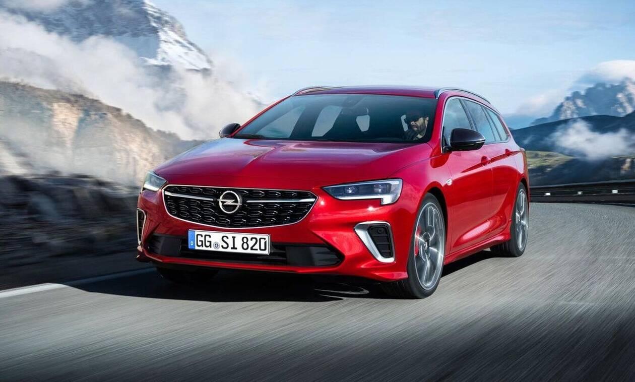 Opel: Ντεμπούτο για το Insignia GSi των 230 ίππων