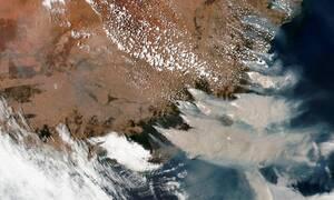 NASA: Πώς ο καπνός από τις πυρκαγιές στην Αυστραλία θα επηρεάσει όλη την υφήλιο