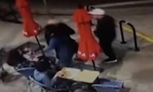 Βίντεο ντοκουμέντο: Καρέ – καρέ η απόπειρα αρπαγής 6χρονης από την αγκαλιά της μαμάς της