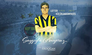 Μήνυμα Ερντογάν για τον Έλληνα ποδοσφαιριστή που λάτρεψε η Τουρκία