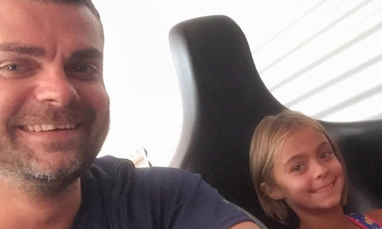 Ένας μπαμπάς διδάσκει στην κόρη του πώς να μην φοβάται να είναι ευτυχισμένη (pics)