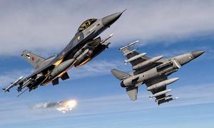 Νέες υπερπτήσεις τουρκικών αεροσκαφών πάνω από Αγαθονήσι, Λειψούς, Αρκιούς και Καλόλιμνο