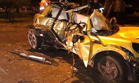 Τροχαίο στη Βούλα: Κατέληξε και η 25χρονη οδηγός