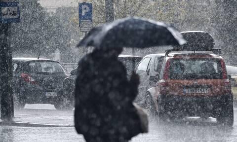 Αλλάζει ο καιρός την Τετάρτη - Ισχυρές καταιγίδες και πτώση της θερμοκρασίας