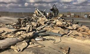 Ιράκ: Πυραυλική επίθεση σε αμερικανική βάση