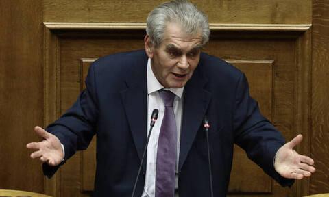 Παπαγγελόπουλος: Αυτοπαγιδευμένη στο βούρκο των ευθυνών και των ψεμάτων της η κ. Ράικου