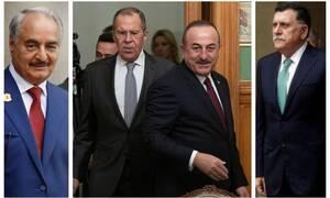 Διπλωματικός αναβρασμός για τη Λιβύη μετά το «ναυάγιο» στη Μόσχα – Το «όχι» του Βερολίνου στην Αθήνα