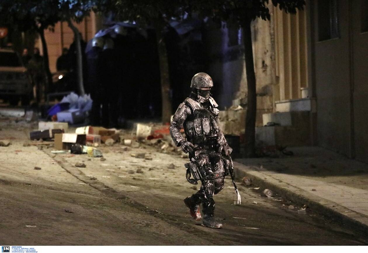 Χρυσοχοΐδης για Κουκάκι Οι καταληψίες θα μπορούσαν να σκοτώσουν αστυνομικούς