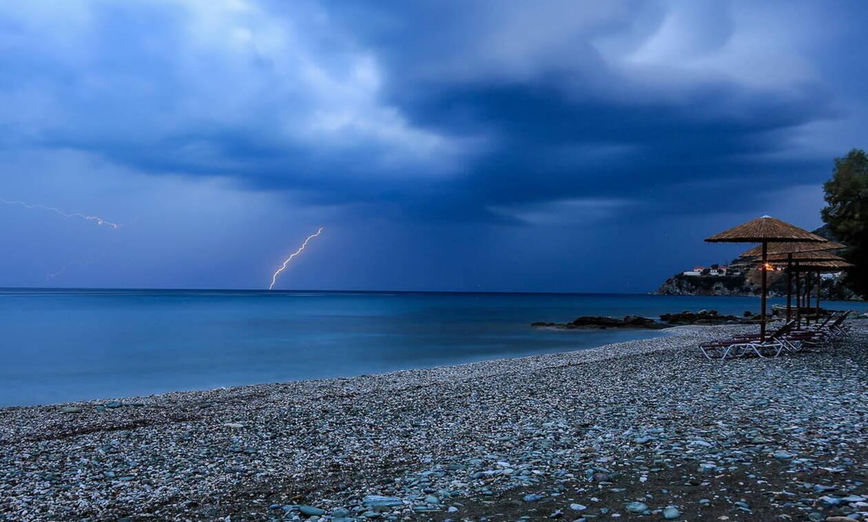 Αγριεύει ο καιρός: Ισχυρές βροχές, καταιγίδες και χαλάζι - Πού θα είναι έντονα τα φαινόμενα