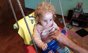 Δάκρυα χαράς για τον μικρό Παναγιώτη-Ραφαήλ: Τα συγκινητικά λόγια του πατέρα του