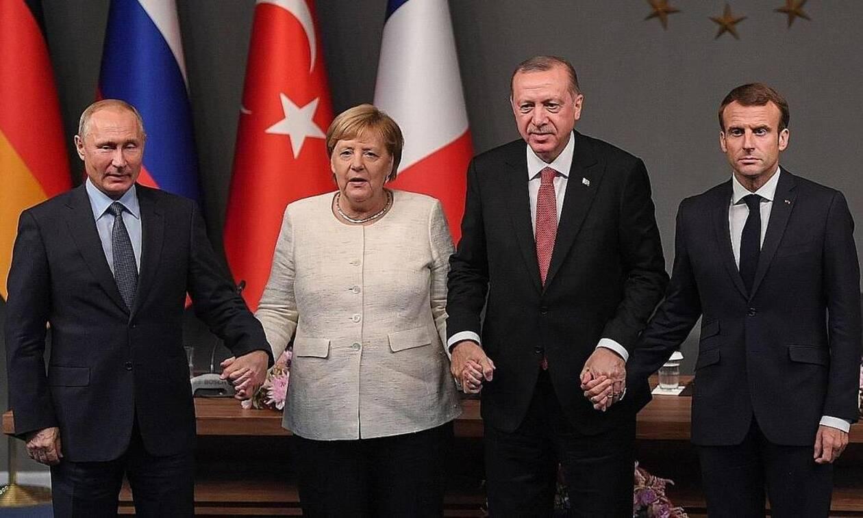 Διάσκεψη Βερολίνου για την Λιβύη: Γιατί η Γερμανία «παίζει» 100 - 0 υπέρ της Τουρκίας