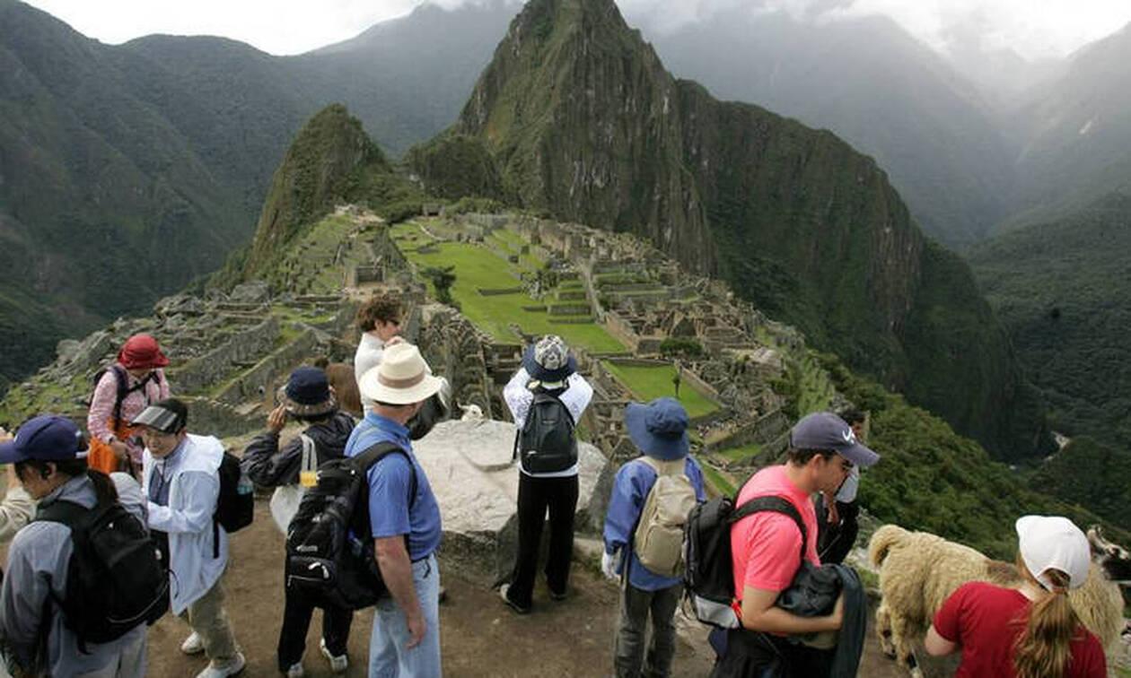 Πρόκληση: Δείτε τι έκαναν στο Μάτσου Πίτσου – Απέλαση για πέντε τουρίστες