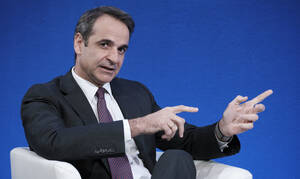 PM Mitsotakis starts round of visits to ministries