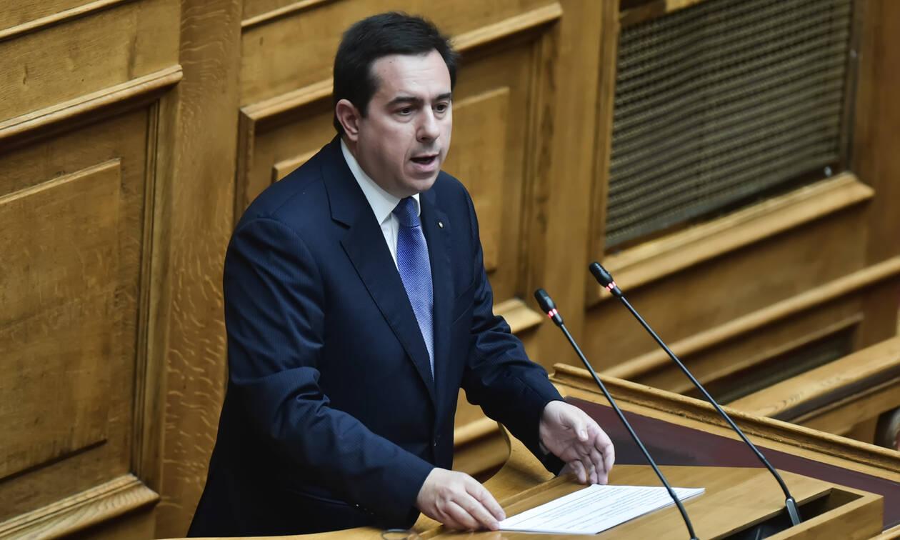 Υπουργείο Μετανάστευσης και Ασύλου επανιδρύει η κυβέρνηση – Υπουργός ο Νότης Μηταράκης