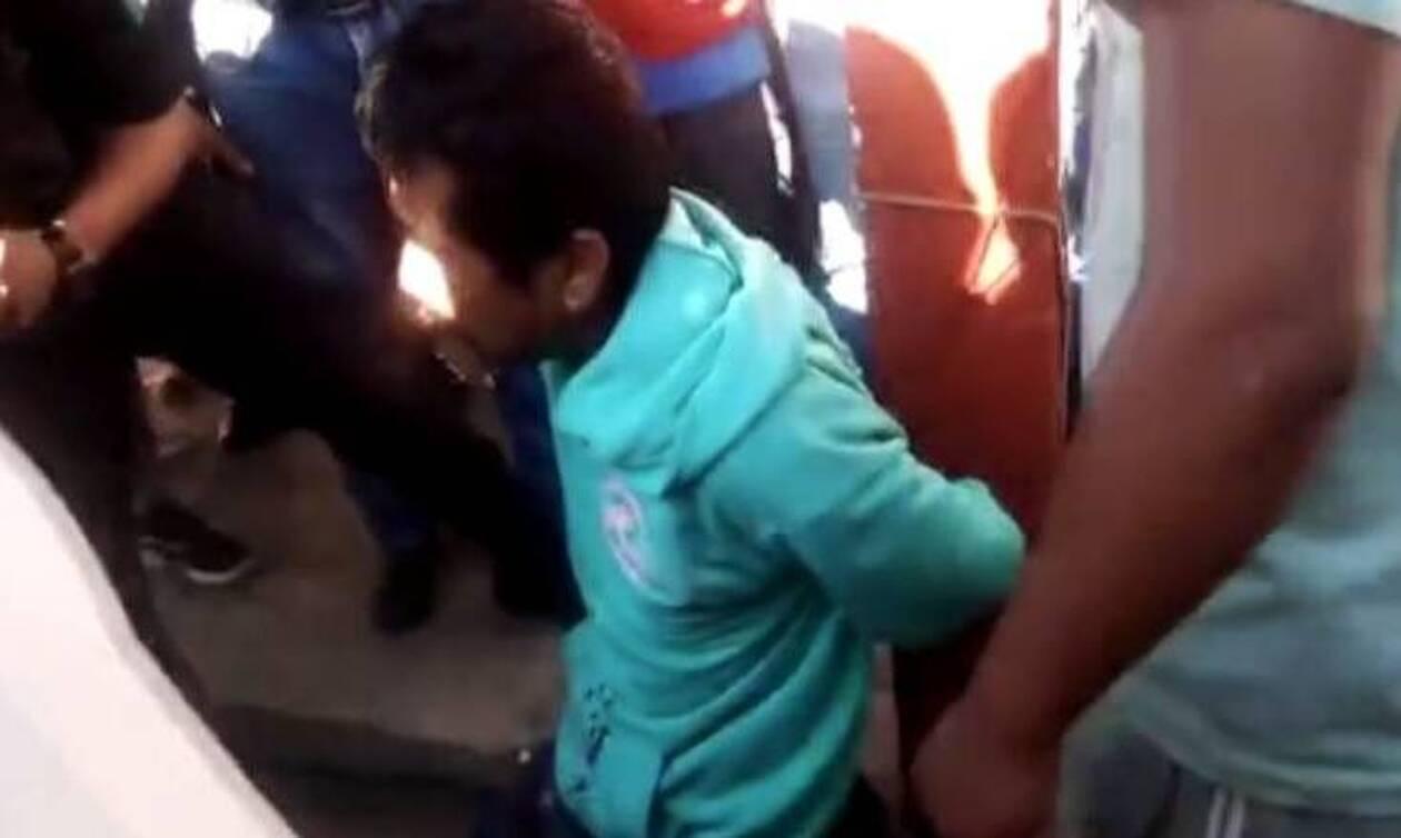 Πήραν το νόμο στα χέρια τους: Έκαψαν ζωντανό παιδόφιλο που βίασε και σκότωσε 6χρονη