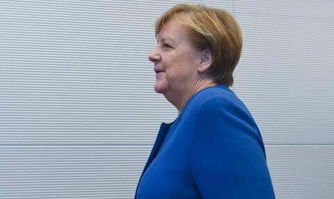 Μέρκελ: Συγκρατημένα αισιόδοξη για τη Διάσκεψη για τη Λιβύη