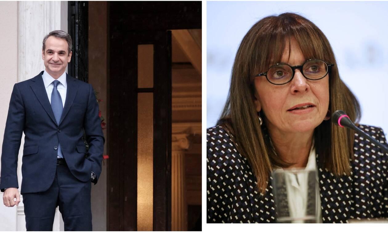 Πρόεδρος της Δημοκρατίας: Η Αικατερίνη Σακελλαροπούλου η «εκλεκτή» του Κυριάκου Μητσοτάκη
