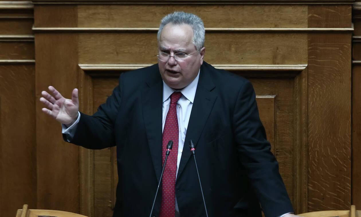 Κοτζιάς για Διάσκεψη του Βερολίνου: Η Ελλάδα έπρεπε να είχε θέσει βέτο για τη συμμετοχή της