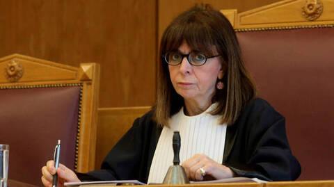 Αικατερίνη Σακελλαροπούλου: Την Πέμπτη θα αποφασίσει το Κίνημα Αλλαγής