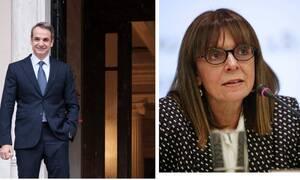 Αικατερίνη Σακελλαροπούλου: Πώς κρίνετε την επιλογή Μητσοτάκη για Πρόεδρο της Δημοκρατίας