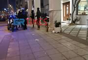 Θεσσαλονίκη Άγριο ξύλο στο κέντρο της πόλης - Τι συνέβη