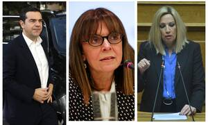 Η Σακελλαροπούλου υποψήφια για την Προεδρία της Δημοκρατίας: Μία δύσκολη εξίσωση για ΣΥΡΙΖΑ - ΚΙΝΑΛ